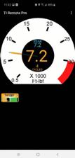 Digital Torque Indicator Screenshot