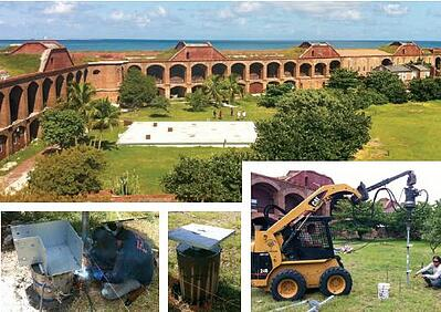 Dry Tortugas Collage