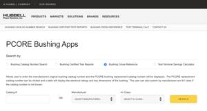 Pcore Bushings App Screenshot Blog