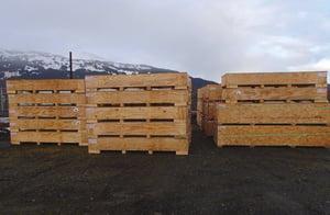 TowerPacks in the Staging Yard