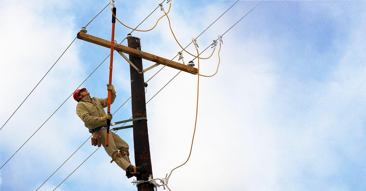De-Energized Line Maintenance